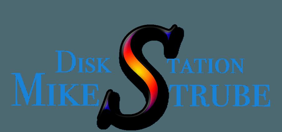 diskstation logo
